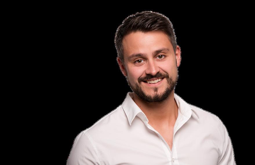 Armin Schnürer ist Gründer und Geschäftsführer von Plappermaul